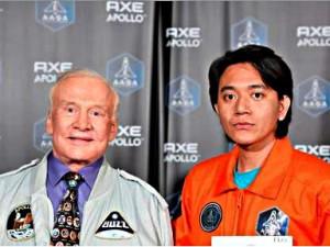 Rizman A. Nugraha, salah satu calon astronot dari Indonesia yang akan diterbangkan ke luar angkasa. Foto: kontenpilihan.suararadio.com